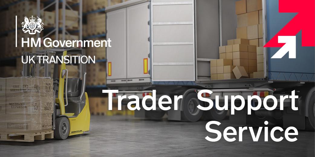 Trader Support Service